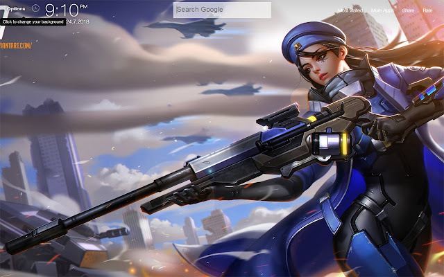 Overwatch Game Images Fullhd Wallpapers