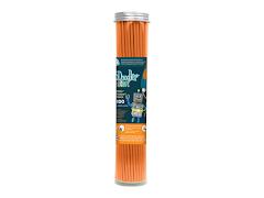 3Doodler Start Eco-Plastic - 100 Strand Tube - Tangerine Tang