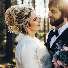 Wedding photographer Ilya Sosnin (ilyasosnin). Photo of 25.10.2017