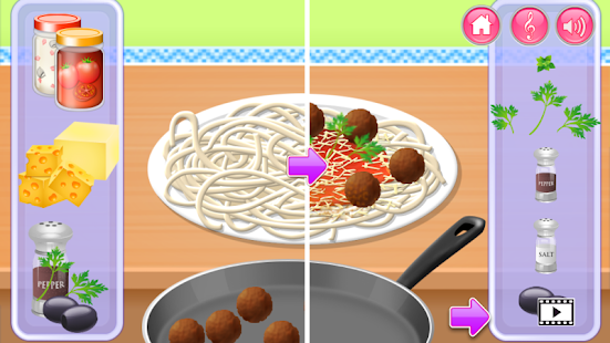 Cooking In The Kitchen Screenshot Thumbnail