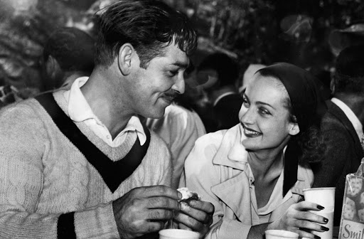 Clark Gable and His WW2 Death Wish