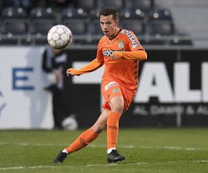 KV Kortrijk haalt nog versterking voor het middenveld op bij Charleroi
