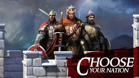 March of Empires: War of Lords APK screenshot thumbnail 4