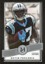 Photo: Devin Funchess 2015 Topps Museum Collection RC