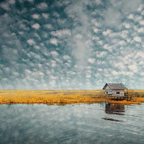 The Dream House by Ikhsan Effendi - Landscapes Waterscapes