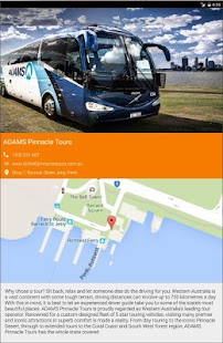 Hello Perth Travel Guide- screenshot thumbnail