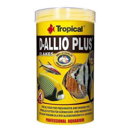 Tropical D-Allio Plus 500ml/100g