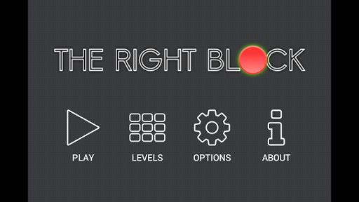 The Right Block - puzzle screenshot 1