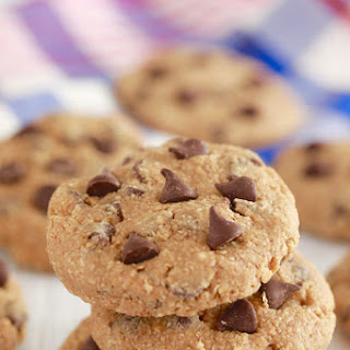 No-Bake Chocolate Chip Cookies.