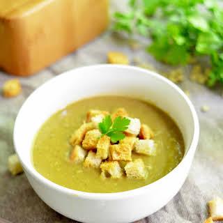 Arabic Lentil Soup.