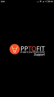 AppToFit Support - náhled