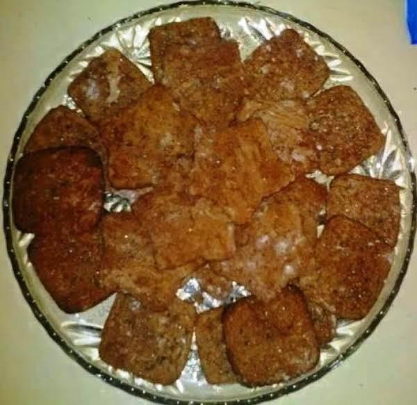 Graham Crackers Recipe