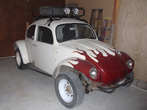 Photo: 1968 VW baja bug