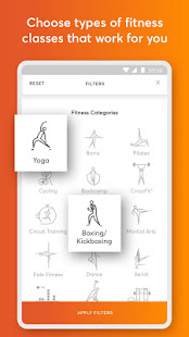 MINDBODY - Book Fitness, Wellness, Salon, and Spa