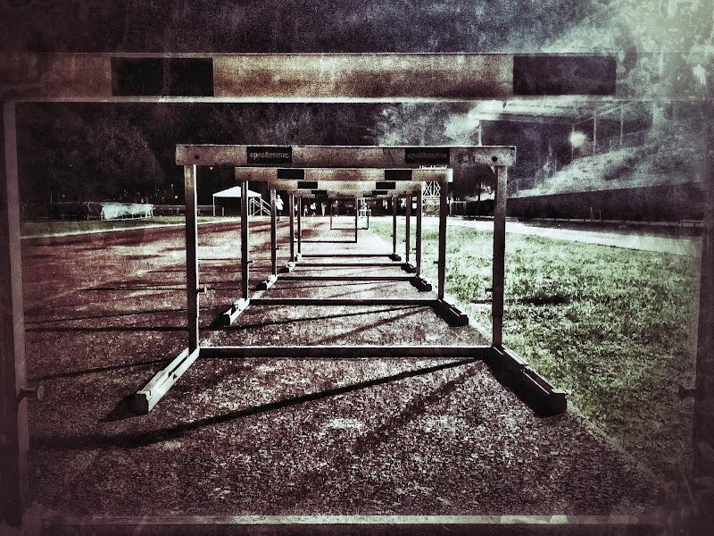 ostacoli di Stefano Pelleriti