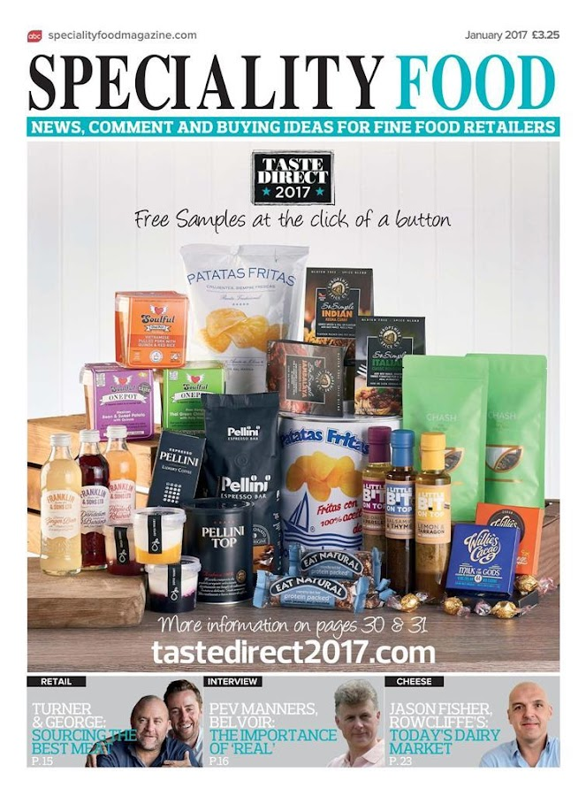 Speciality Food- screenshot