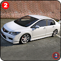 Civic Reborn: Extreme Modern Car Drift & Stunt icon