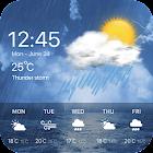 天气预报 icon