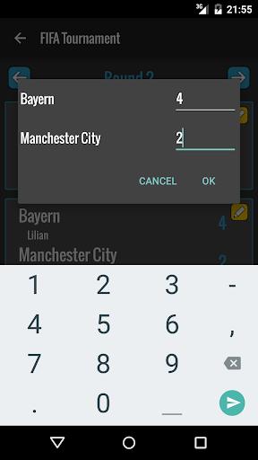 Tournament Manager 1.25 screenshots 6