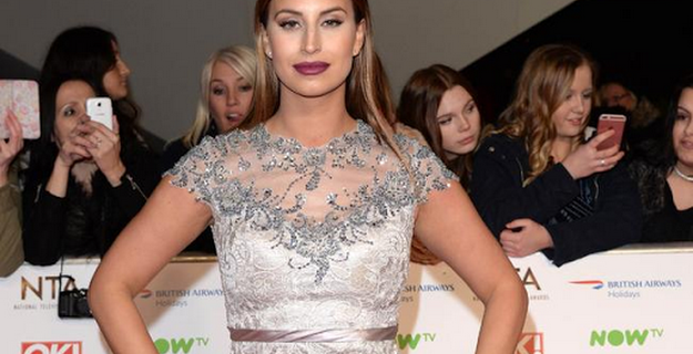 Ferne McCann's boyfriend Arthur Collins charged over nightclub attack