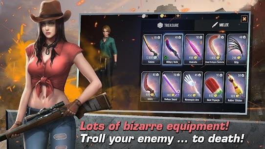 Arena Of Survivors MOD (Unlimited Bullets) 3
