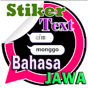 Sticker Text Bahasa Jawa - WaStickersApp
