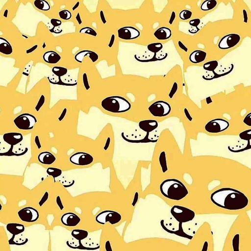 Funny Emoji Dogs
