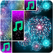 Fireworks Piano Celebration Tiles Effects Music