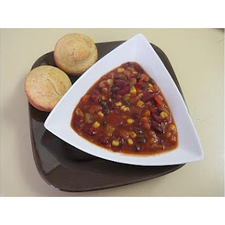 Vegan Three Bean Chili