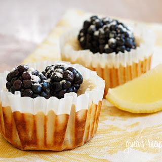 Lemon Cheesecake Yogurt Cups.