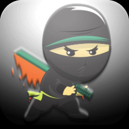 忍者 - Ninja Bounce 街機 App LOGO-硬是要APP