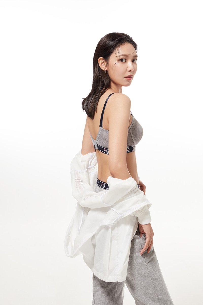 sooyoung fila underwear 5