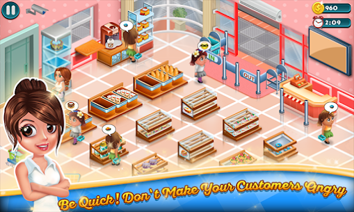 Supermarket Tycoon MOD APK 1.58 [Unlimited Money + No Ads] 5