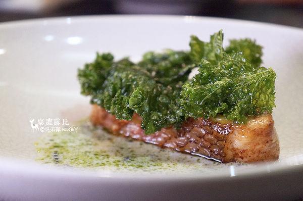 米其林餐盤 JE kitchen 北歐的秋收冬藏 拾穗、煙燻 讓食物染上秋天的味道