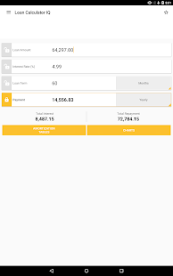 Loan Calculator IQ- screenshot thumbnail