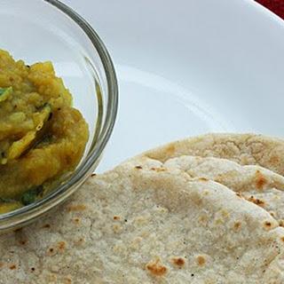 Gluten Free Chapati/Sorghum Flatbread.
