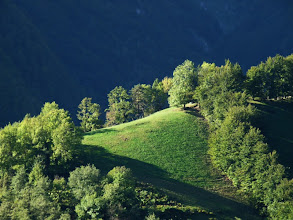 Photo: le paysage sublime