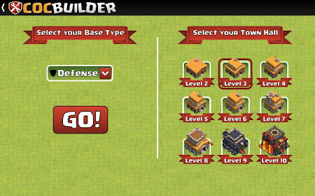 Builder for Clash of Clans 2.1 screenshot 97318