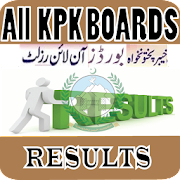 All KPK Boards Results 2018-2019