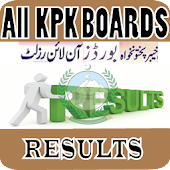 KPK Boards Results
