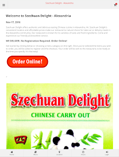Szechuan Delight - Alexandria- screenshot thumbnail