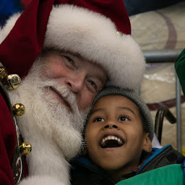 Pure Joy by VAM Photography - Babies & Children Children Candids ( children, culture, people, santa,  )