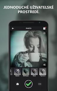 Černobílý Fotoaparát - náhled