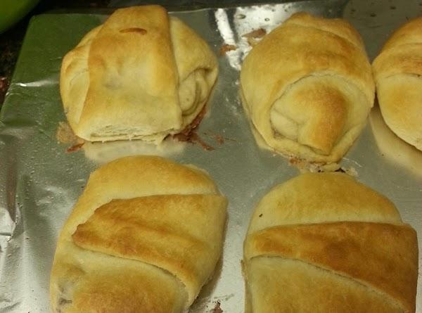 Mushroom & Cheese Hot Pockets Recipe