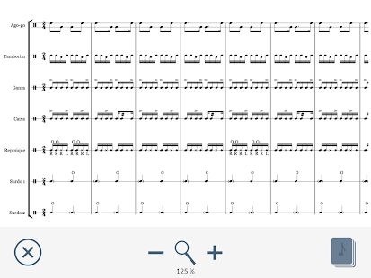 PercussionTutor- screenshot thumbnail