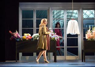 Photo: Wiener Kammeroper/ Theater an der Wien: RINALDO. Inszenierung Christiane Lutz. Premiere 4.12.2014. Ganya Ben-Gur Akselrod,  Natalia Kawalek-Plewniak. Foto-Copyright: Barbara Zeininger