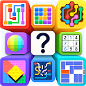 Puzzle Out - Pipes, Hexa Lines, Unblock, Tangram icon
