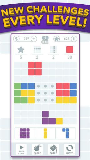 Best Blocks - Free Block Puzzle Games screenshots 3