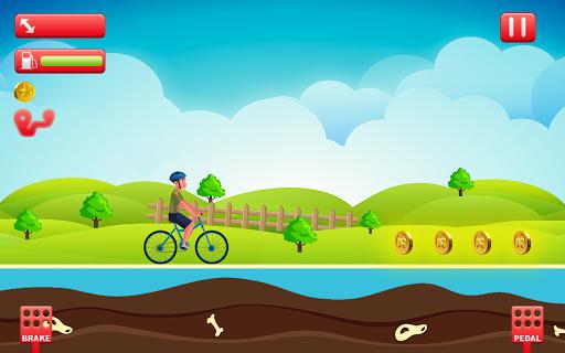 Bike Man Cycling Stunt Tricky Races 1.0 screenshots 4