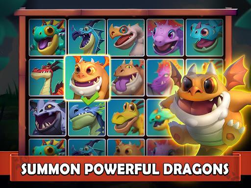 Rise of Dragons  Wallpaper 9